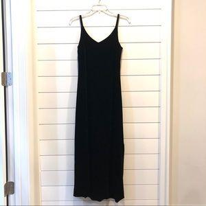 My Michelle- Black Velvet Dress!